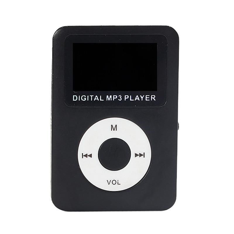 Unterhaltungselektronik Offen Hiperdeal 2018 Mini Mp3 Player Lcd Screen Unterstützung 32 Gb Micro Sd Tf Karte Decoder Pc Einsatz Usb Lade Mp3 Player May01 D10