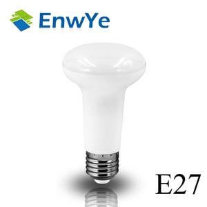 Image 2 - EnwYe R39 R50 R63 LAMPE À LED E14 E27 Base AMPOULE LED 4W 6W 9W 12W PARAPLUIE À led ampoule chaud froid Lumière led Blanche AC220V 230V 240V