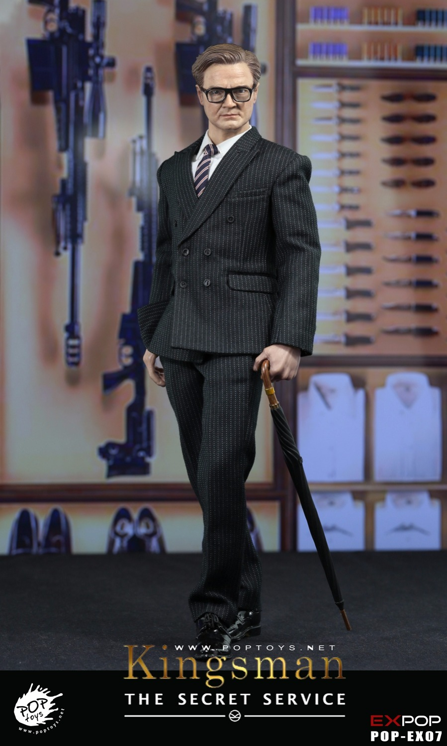 1:6 scale Super flexible male figure 12 action figure doll Collectible plastic Model Kingsman:The Secret Service Colin Firth