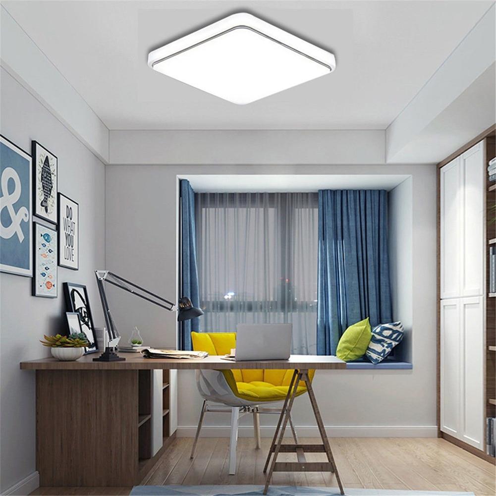 LED Ceiling Down Light Square Cover Modern Design For Bedroom Kitchen Living Room LAD-sale