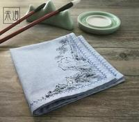 Cotton Handkerchief Handkerchief Handmade Cotton Quality Antique Men S Double Thick Sweat Towel Birthday Gift