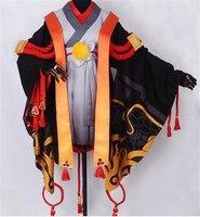 Hot Sale Onmyoji Hannya Cosplay Costume Halloween Party Costume Dress For Cosplay Clothing Full sets
