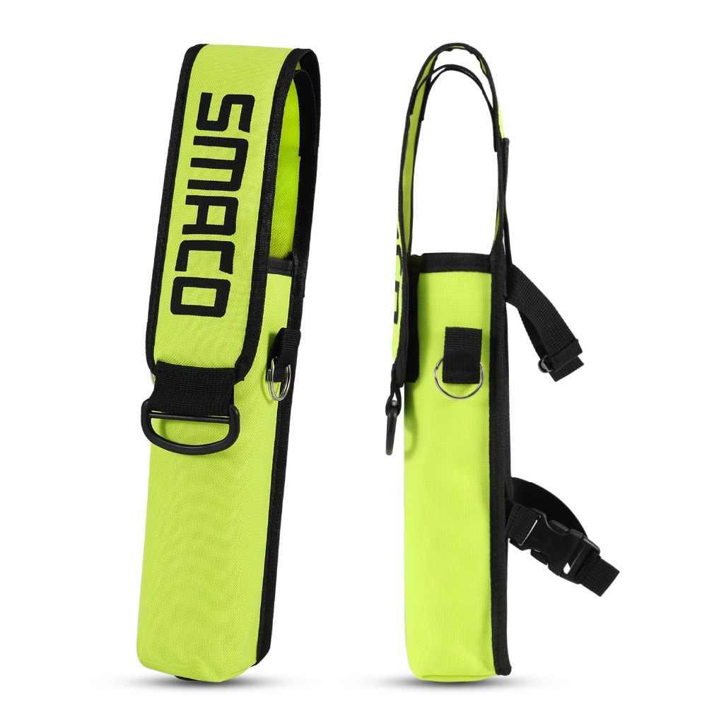 SMACO Duiken Apparatuur Mini Duiken Zuurstof cilinder handtas bandjes Water Sport SCUBA Snorkelen Rugzak Tassen Outdoor