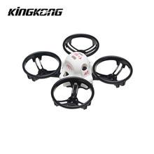 KingKong ldarc et серии ET100 100 мм et115 115 мм et125 125 мм Micro FPV-системы Racing Drone Мини Quadcopter игрушка правда X DIY Рамки комплект