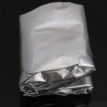 Baby Car Sun Shade Universal Car Protective Visor Hot Harmful UV Rays Silver Aluminium Sunlight Carseat