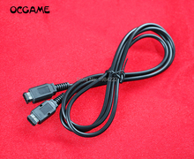 OCGAME Good quality 1.2m 2 Player Game Link Connect Cable Cord for Gameboy Color Pocket light For GBC GBP GBL 15pcs/lot