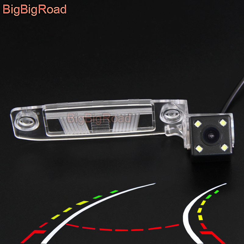 SINOVCLE Car Rear View Camera with LED Night Vision 140/° Viewing Angle Waterproof Black DO