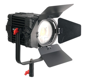 Image 2 - 2 قطعة CAME TV بولتزن 100 واط فريسنل بدون مروحة فوكوسابل LED ضوء النهار عدة Led الفيديو الضوئي