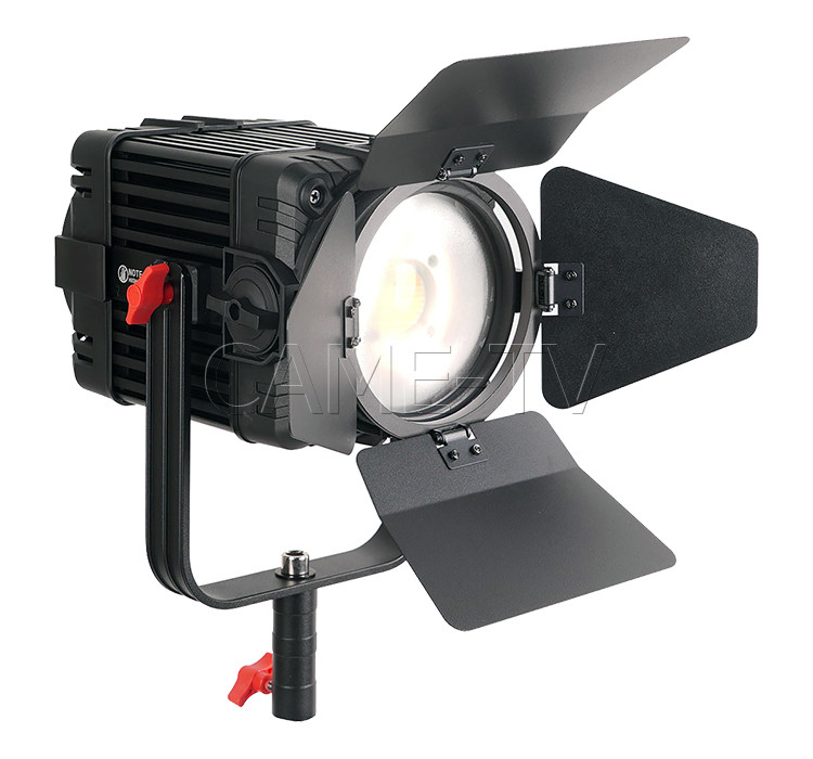 Image 2 - 2 Pcs CAME TV Boltzen 100w Fresnel Fanless Focusable LED Daylight Kit-in Photo Studio Accessories from Consumer Electronics