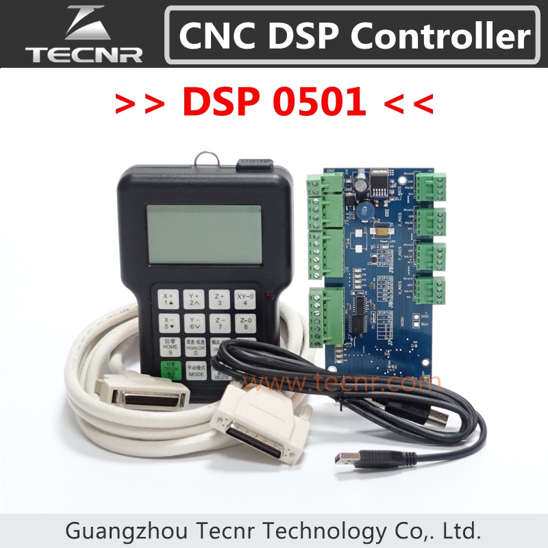 3 axis DSP 0501 control system  for CNC router handle remote English version cnc wireless channel for cnc router cnc engraver dsp controller 0501 dsp handle english version
