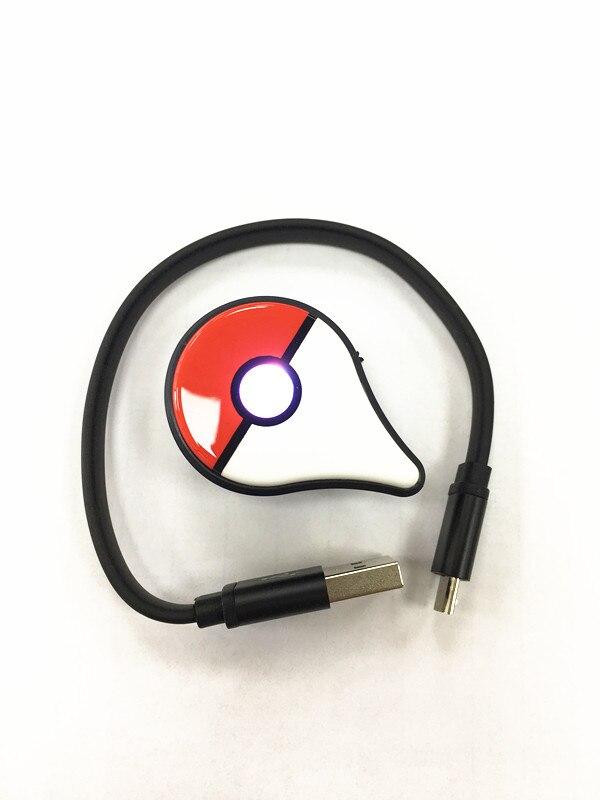 Nouveau Pour PokemonGO Plus Bracelet Bluetooth Avec chargeur USB Connecteur