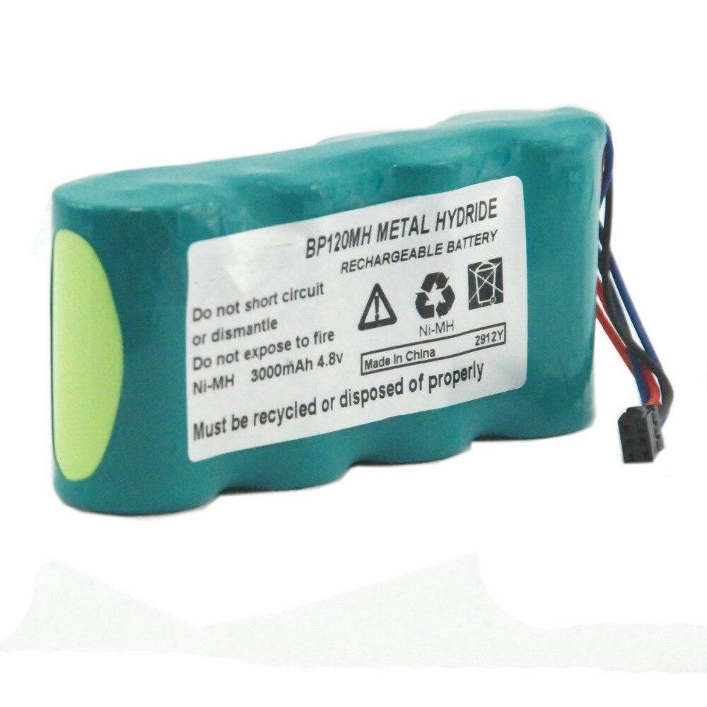 Nova bateria para FLUKE BP120 Espectrômetro, BP130, bp-120, bp-130