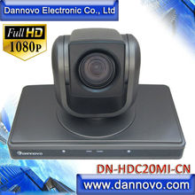 DANNOVO HD-SDI Camera Full HD Video Conference System Camera, 20x Optical Zoom, HD-SDI DVI HDMI Ypbpr Outputs