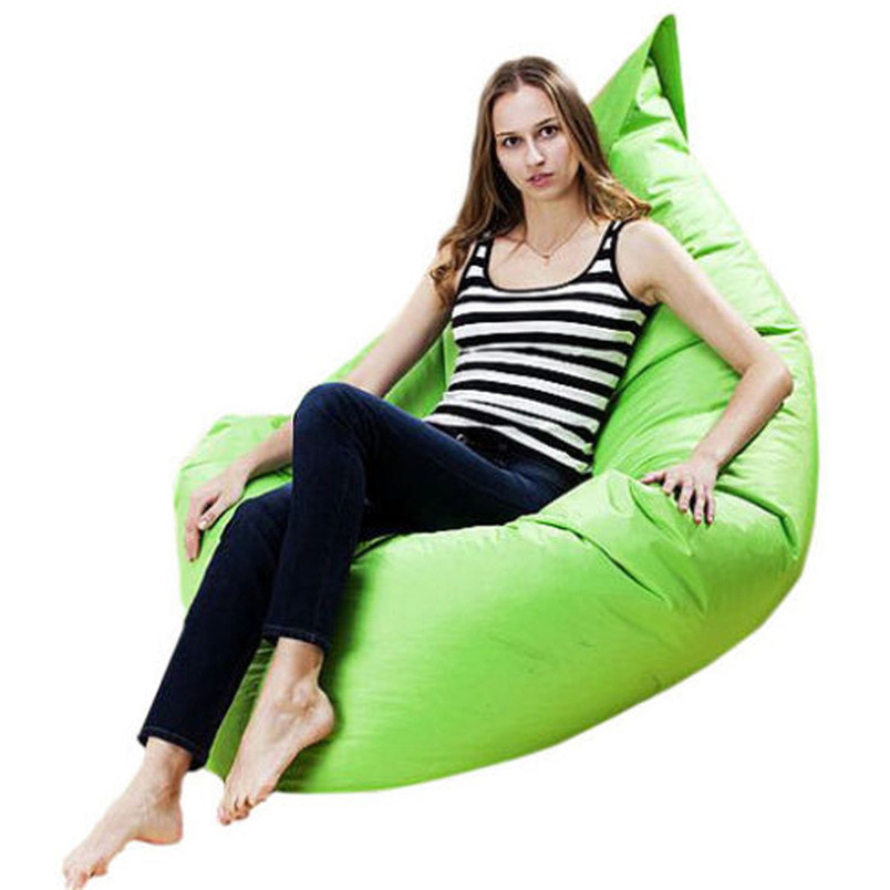 high quality giant beanbag cushion pillow indoor outdoor relax gaming gamer bean bag free shipping - Giant Bean Bags