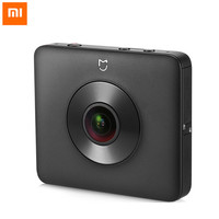 Глобальная версия Xiaomi mi Sphere 360 Panorama камера 23.88MP Экшн камера Ambarella A12 3,5 К Запись видео Wi Fi Ми Цзя камера