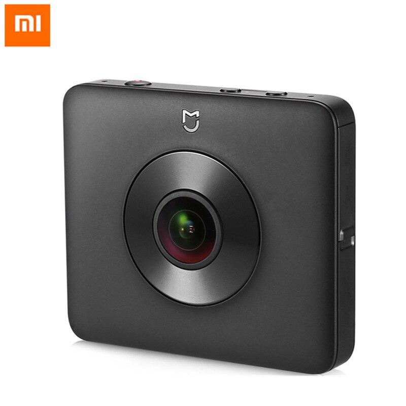 Version globale Xiaomi Mi Sphère 360 Caméra panoramique 23.88MP Mijia Caméra D'action Caméra Ambarella A12 3.5 k Enregistrement Vidéo WiFi