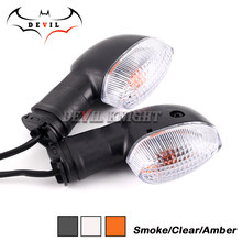 Luz intermitente delantera/trasera para motocicleta YAMAHA, accesorio para moto, FZ1, FZ8, FZ1N, FZ6, N/S/R, XJ6