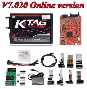 Nowy Ktag V7 020 100 nieograniczony znak K-tag V2 23 K Tag V7 020 ECU Chip tuning zestaw wsparcie Online K -Tag ECU programista ECU narzędzie tanie i dobre opinie KTAG k-tag v7 020 KTAG v2 23 v7 020 online version MB STAR Dig Poduszka powietrzna skanowania narzędzia i symulatory Inne
