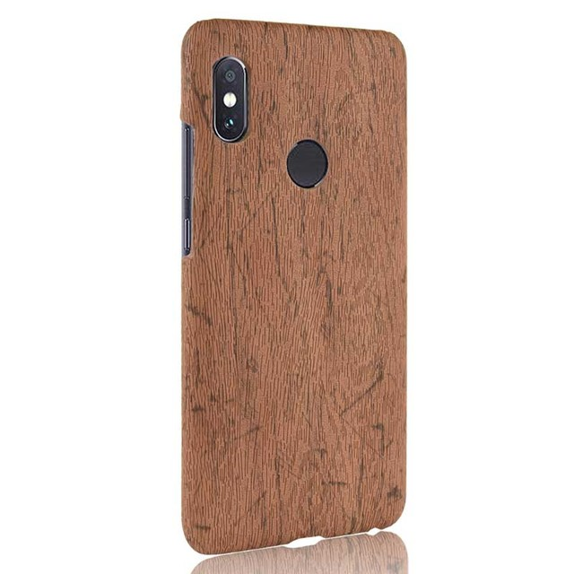 Wooden Phone Case For Xiaomi Models