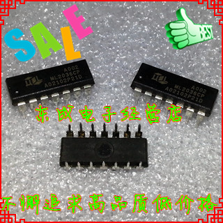 Free shipping 5pcs/lot ML2036CP ML2036 DIP14 ML new original free shipping 5pcs lot 40cpq100 schottky diode new original