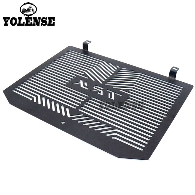 Stainless Steel Radiator Guard Protector Grille Cover For Benelli TRK 502 TRK502 2017 2019