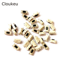 50Pcs 3x6x3.5 3*6*3.5mm touch switch SMD MP3 MP4 MP5 Tablet PC power button switch(China)