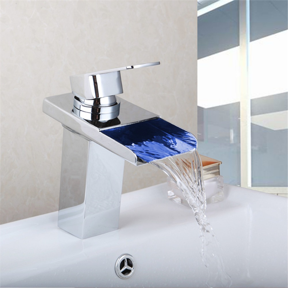 online kaufen großhandel led bad wasserhahn aus china led bad