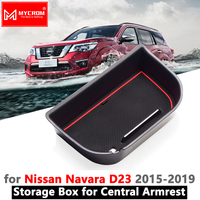 Armrest Box Storage for Nissan Navara NP300 D23 2015 2020 Stowing Tidying Organizer Accessories 2015 2016 2017 2018 2019 2020|Stowing Tidying|   -
