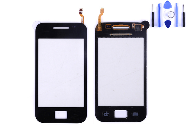 100% Tested S5830 Touch Screen Black Touch Screen With Digitizer For Samsung Galaxy Ace S5830 Free China Post 15-26 Days+tool