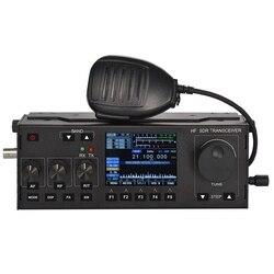 10 15W Rs 958B Ssb Hf Sdr szynki Transceiver transmisji Tx 0.5 30Mhz V0.6 Df8Oe'S bootloaderem kompatybilnym z z Mchf  + 4000Mah baterii w Adaptery AC/DC od Elektronika użytkowa na