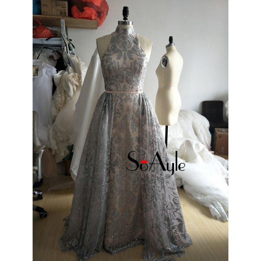 Aliexpress.com : Buy SoAyle Real Picture Vestidos de festa 2017 ...
