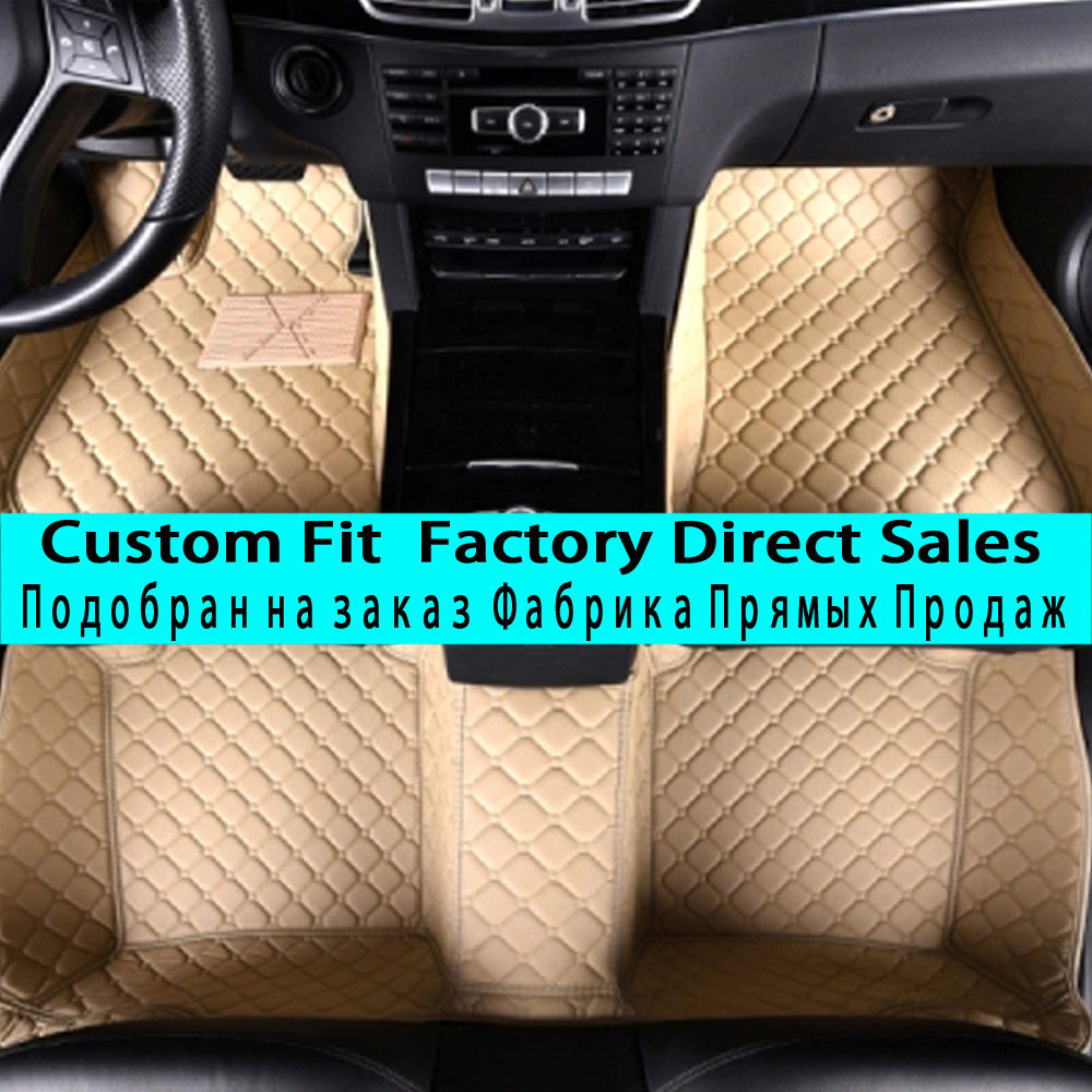 SUNNYFOX  car floor mats for Ford Fusion Mondeo Focus Edge full cover foot heavy duty case car-styling carpet rugs liners (2005-SUNNYFOX  car floor mats for Ford Fusion Mondeo Focus Edge full cover foot heavy duty case car-styling carpet rugs liners (2005-