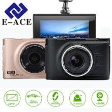 Discount! E-ACE Automotivo Novatek Car Dvr Mini Camera Car Recorder hd Video Recorder Micro Car Dashcam dvr Carcam Auto Camera Mirror Dvrs