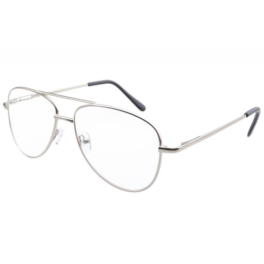 R1502 Eyekepper Metal Frame Spring Hinges Reading Glasses+0.00/0.5/0.75/1.00/1.25/1.5/1.75/2.0/2.25/2.5/2.75/3.0/3.5/4.0/4.5/5.0