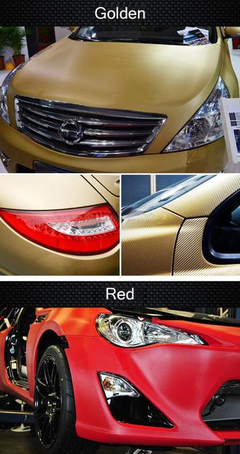 Car Styling Waterproof Sticker