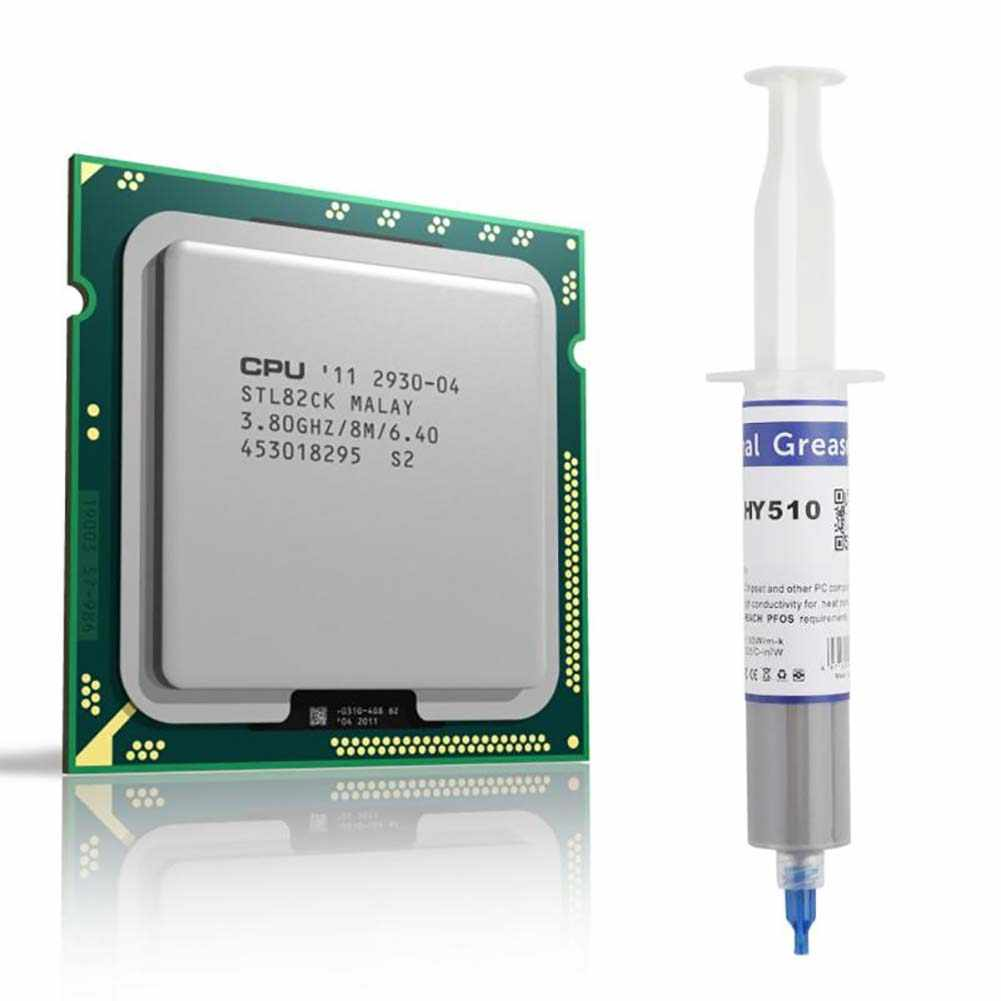 HOT 30g Thermisch Geleidende Silicone Grease Pasta voor GPU CPU Chipset Heatsink Cooler