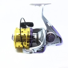 Fishing Reel 12 +1B Bearing Balls KCN 8000 Series Spinning Reel  Metal Spool Handle  Spinning Reel  Boat Fishing Wheel