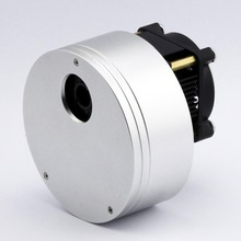 QHYCCD miniCAM5F Cooled CMOS Camera with Built-in 9 Position Color Wheel