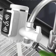 21,60€ Grifo de agua caliente instantáneo, eléctrico sin tanque, cocina,calentador de agua, calefacción por agua Aliexpress 2020