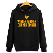High quality PUBG Playerunknown's Battlegrounds cotton hoodies warm winter thicken casual Sportswear jackets Long Sleeve clothes