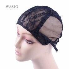 Bonnet pour perruque, maille élastique, élastique, extensible, filet de cheveux invisibles pour la fabrication de perruque, 10 pièces/lot