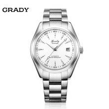 Грейди бренд мульти цвета высокого качества механическая рука ветер механические часы DHL бесплатная доставка