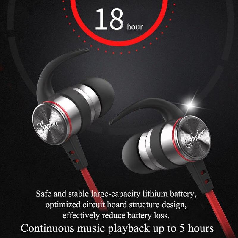 Инфер S81 спорттық құлақаспаптар - Портативті аудио және бейне - фото 4