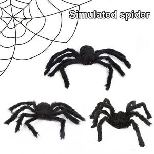 Spider-Toy Decoration Haunted Halloween Horrible for House-Fool's Day-Yh-17 Furry