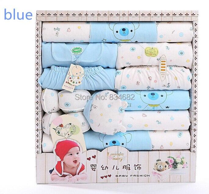 Free shipping 17pcs newborn baby gift set,Infant Clothing ...