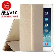 Fashion PU case cover for 10.1 inch Onda V10 3G Tablet PC for Onda V10 3G case cover