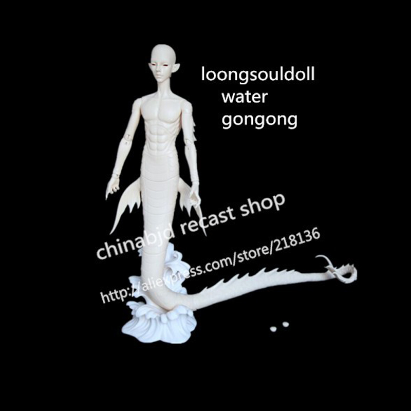 OUENEIFS loongsouldoll water gongong bjd resin figures luts ai yosd volks kit doll not for sales bb fairyland toy iplehouse lati