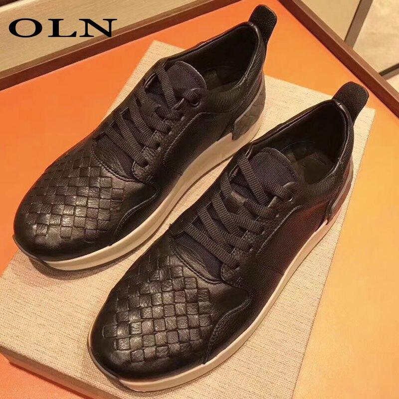Oln Новый Для мужчин кроссовки Для мужчин обувь бренда Открытый Бег супер легкий междугородние Выполнить Прогулки обувь Открытый спортивные