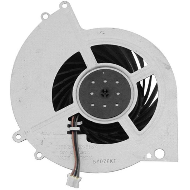 Image 2 - Игровая консоль хоста внутренняя Замена встроенный вентилятор охлаждения ноутбука для Playstation 4 Ps4 Pro Ps4 1200 Вентилятор охлаждения процессора-in Вентиляторы from Бытовая электроника
