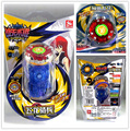 1set New Color Random Spinning Top Blitz Beyblade Metal Masters Gyroscope Toy Bayblade Launcher Magnetic Levitation Toys Gyro